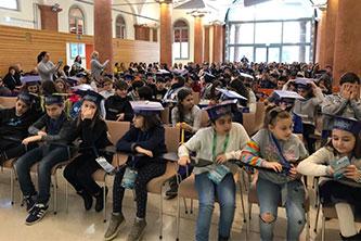 Il decennale di UNIJUNIOR: un successo di adesioni per l'Università che apre le sue porte a bambine e bambini