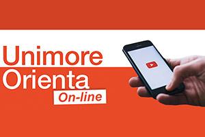 Unimore Orienta: oltre l'emergenza, nuovi progetti di orientamento e didattica on-line