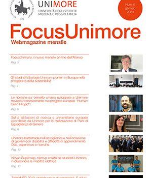 FocusUnimore n. 0 / gennaio 2020