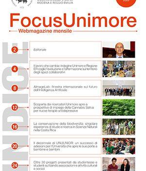 FocusUnimore n. 1 / febbraio 2020