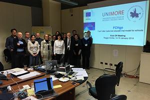 FCHgo: un progetto educativo sull'idrogeno e sui sistemi energetici che ne fanno impiego per una Europa più sostenibile
