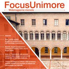 FocusUnimore n. 6 / luglio-agosto 2020