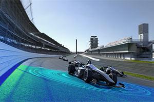 Guida autonoma: continua la sfida. Un team Unimore parteciperà a una gara internazionale sul circuito di Indianapolis