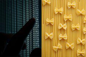 La chemiometria e l'analisi di big data a garanzia della qualità e dell'autenticità dei prodotti alimentari