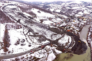 Unimore e Regione Emilia-Romagna unite nel contrasto e nello studio del rischio idrogeologico