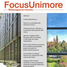 FocusUnimore n. 9 / novembre 2020