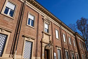All'interno del Campus San Lazzaro di Reggio Emilia completata la sistemazione strutturale dell'edificio Morselli grazie ai fondi del 5×1000