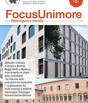 FocusUnimore n. 15 / maggio 2021