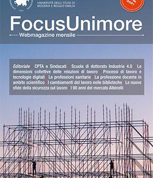 FocusUnimore n. 14 / aprile 2021