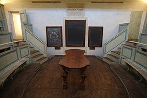 Il Teatro Anatomico di Unimore restaurato grazie ai fondi del 5X1000